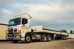 Tilt Truck