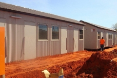 Remote Accommodation - Onsite Installation