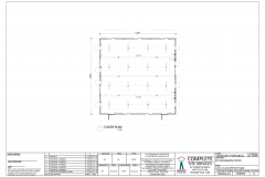 12.0m x 12.0m Office Plan