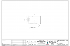3.6m x 2.4m Office Plan
