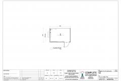 3.6m x 2.4m Office Plan