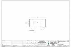 4.8m x 2.4m Office Plan