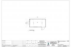 4.8m x 2.4m Office Plan