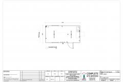 6m x 3m Crib Plan